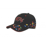 Image of Jelly Bean Emboidered 6 Panel